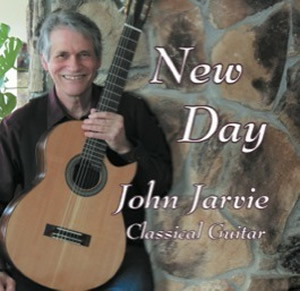 John Jarvie Classical  Guitar - New Day